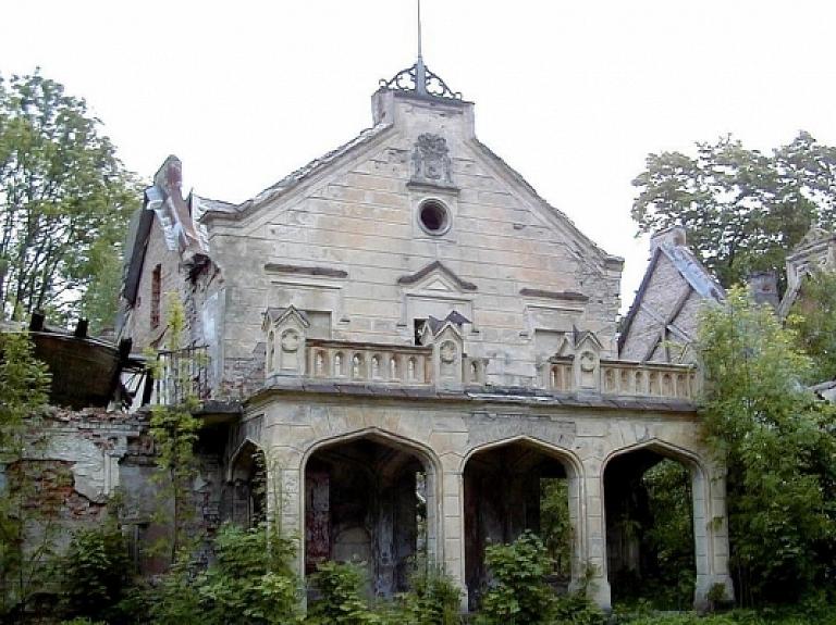 Sējas muižas kunga māja