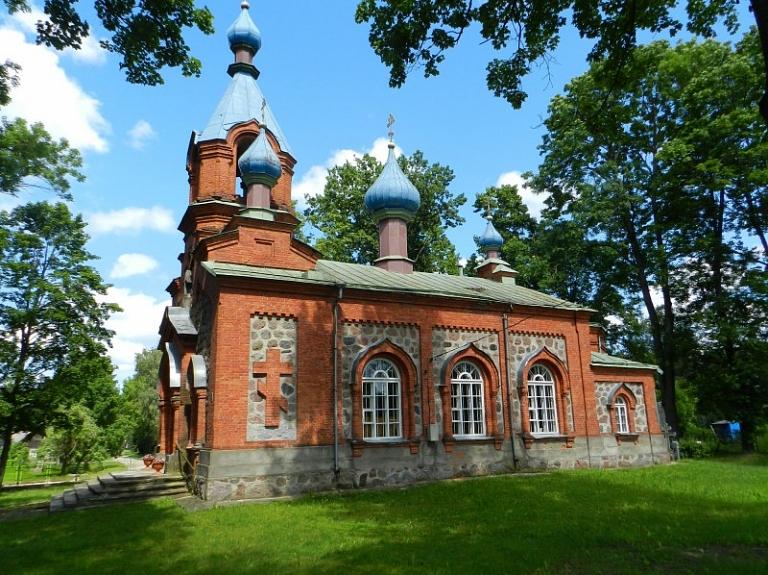 Baltinavas Kristus Apskaidrošanas pareizticīgo baznīca