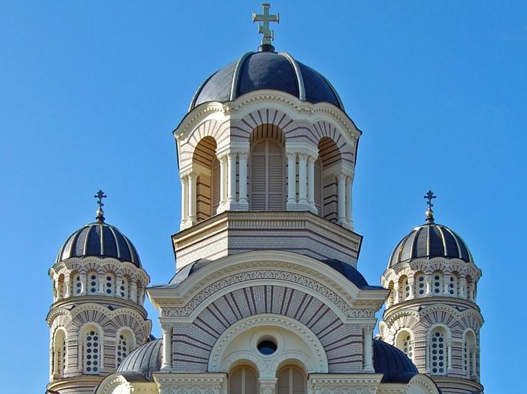 Rīgas Kristus Piedzimšanas pareizticīgo katedrāle
