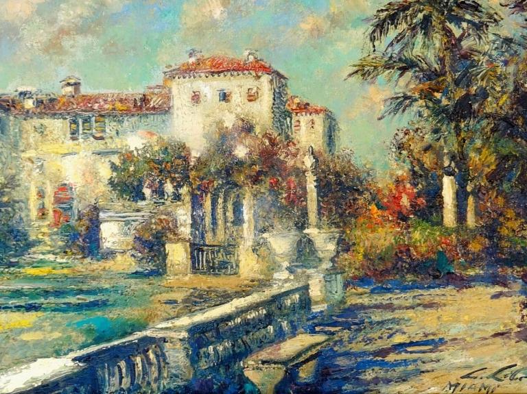 """Klasiskās mākslas galerija """"Antonija"""""""
