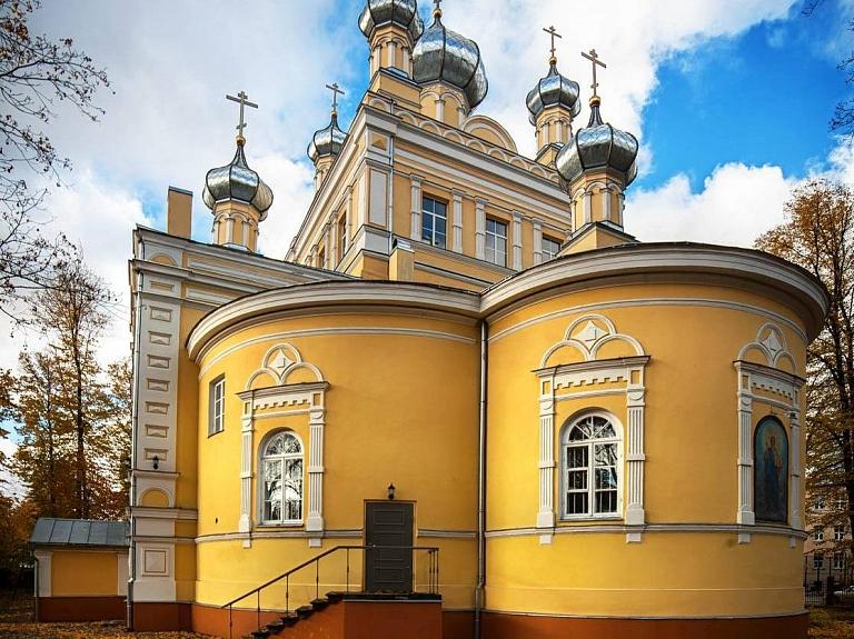 Rīgas Debesbraukšanas latviešu pareizticīgā baznīca
