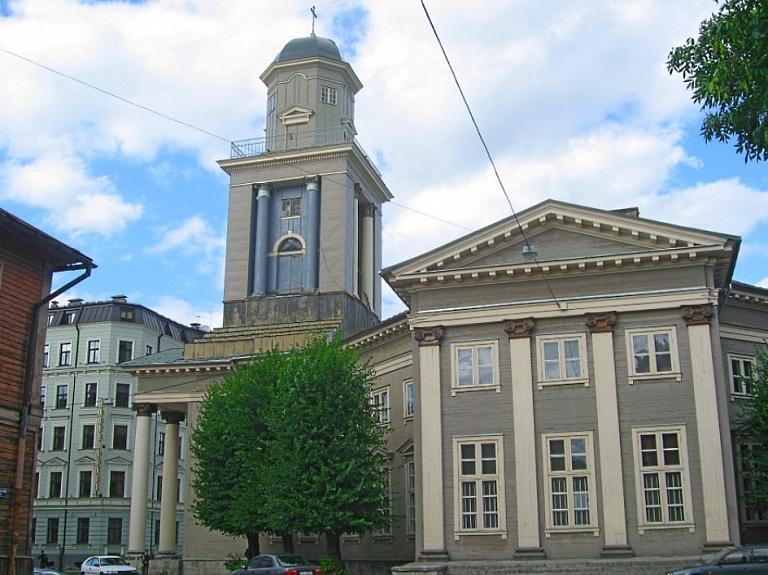 Svētā Jēzus luterāņu baznīca