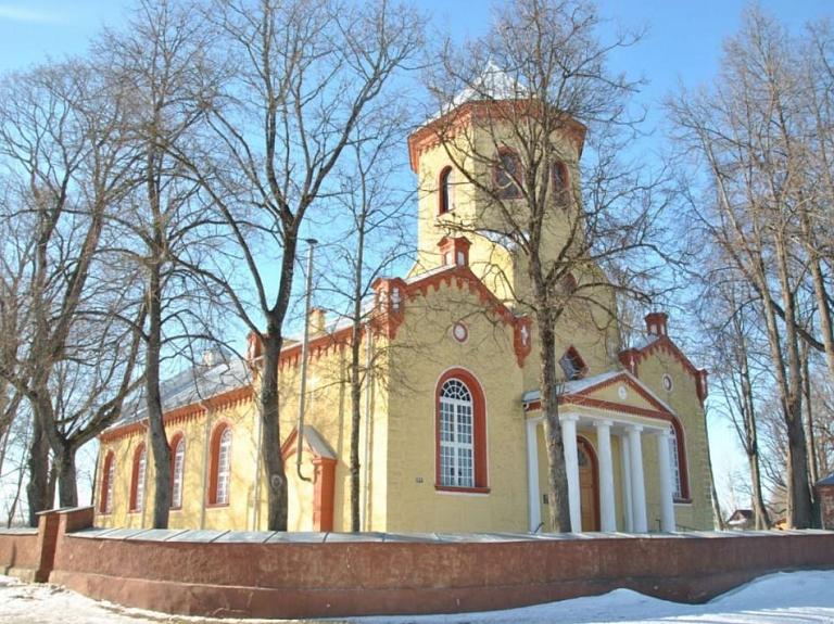 Līvānu sv. Miķeļa Romas katoļu baznīca