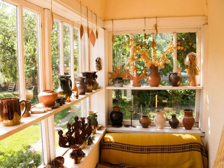 P. Čerņavska keramikas māja