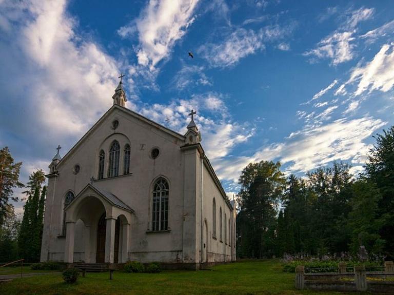 Vanagu Svētās Annas Romas katoļu draudzes baznīca