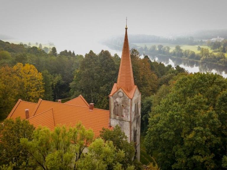 Aizkraukles luterāņu baznīca