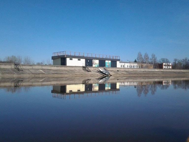 Ikšķiles ūdens atpūtas un sporta centrs