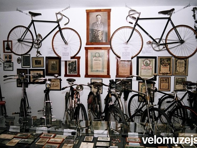 Saulkrastu velosipēdu muzejs