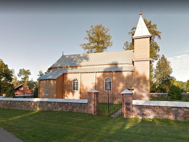 Eversmuižas Sv. Andreja katoļu baznīca