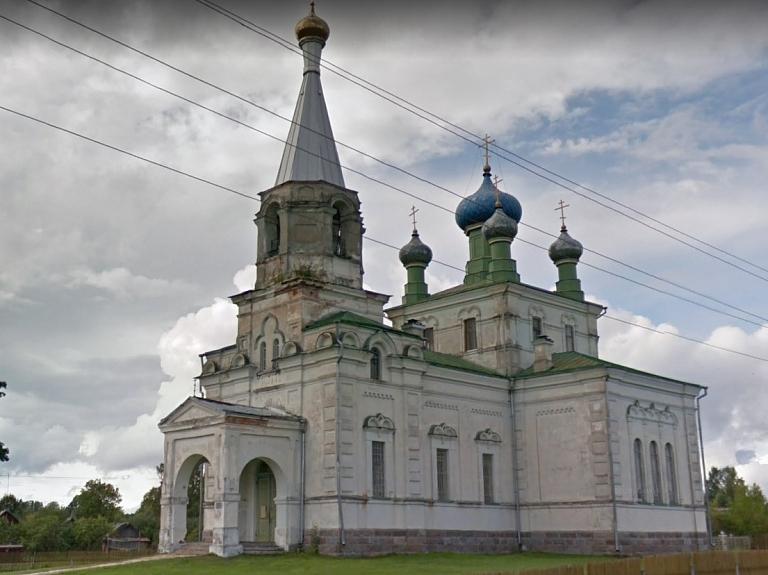 Vecslabadas (Istras) Kristus Augšāmcelšanās pareizticīgo baznīca