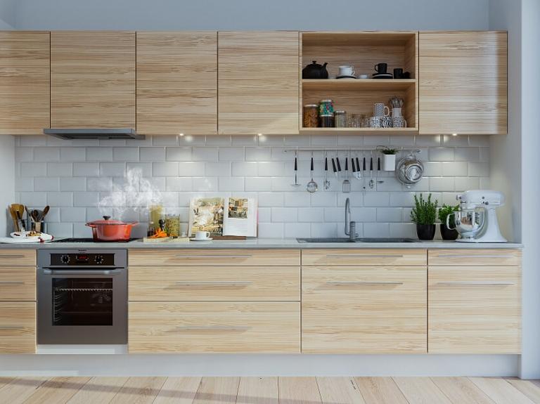 Ergonomiska virtuve – katras mājas sirds