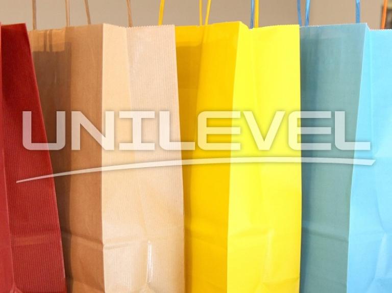 """Plašsiepakojuma maisiņu klāsts–SIA """"Unilevel"""""""