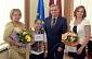Daugavpils pašvaldība sveic jauno sportisti Jekaterinu Jermaļonoku