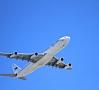 """Ilustratīvs foto/ Foto: Pixabay Spēcīgā negaisa dēļ piektdienas pievakarē vairākas lidmašīnas nevarēja piezemēties Rīgā un riņķoja ap starptautisko lidostu """"Rīga""""."""