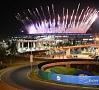 Foto: AFP/ LETA|Ar krāšņu šovu Brazīlijas pilsētā Riodežaneiro naktī uz sestdienu tika atklātas Vasaras XXXI olimpiskās spēles.