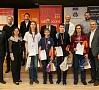 Publicitātes foto|Krievijas pilsētā Kazaņā noslēdzās 28.pasaules informātikas olimpiāde, kurā Latvijas skolēni izcīnīja vienu zelta un vienu bronzas medaļu.