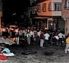 Foto: EPA/ LETA|Sprādzienā kāzu svinībās Gaziantepas pilsētā Turcijas dienvidaustrumos gājuši bojā vismaz 50 cilvēki un vēl vairāki desmiti ievainoti.