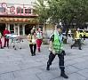 Foto: EPA/ LETA|Norvēģijas galvaspilsētā Oslo iebrukuši griesti ēkā, kur tobrīd norisinājies koncerts. Ievainojumus guvuši 15 cilvēki.