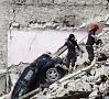Foto: AP/ LETA|Itālijas vidienē Umbrijas reģionā notika 6,2 magnitūdas stipra zemestrīce, kurā gājuši bojā vismaz 120 cilvēki.