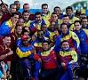 Foto: AFP/ LETA|Visi Venecuēlas olimpiskās komandas 87 dalībnieki, kas piedalījās Riodežaneiro olimpiskajās spēlēs, saņems bezmaksas mājokļus no valdības.