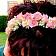 Līgavu matu rotas no ziedem