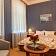 ROZE apartamenti. Divu guļamistabu dzīvoklis