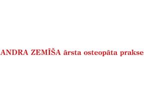 Andra Zemīša ārsta osteopāta prakse Rīgas centrā