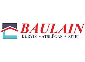 """Baulain-V"", SIA, durvis, logi, vārti, atslēgas, slēdzenes un furnitūra"