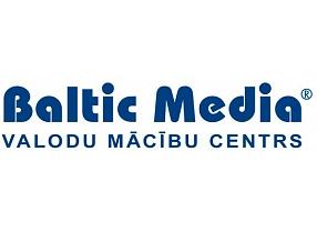 """""""Baltic Media Ltd."""", SIA,Valodu mācību centrs"""