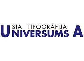 """""""Tipogrāfija Universums A"""", SIA"""