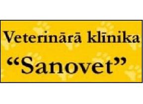 """""""Sanovet"""", SIA, Veterinārā klīnika"""