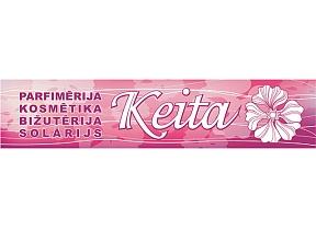 """""""Keita"""", veikals, solārijs"""