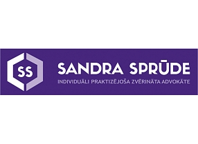 Sandra Sprūde, individuāli praktizējoša zvērināta advokāte