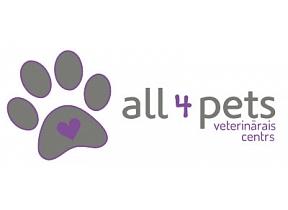 """""""all4pets"""", Olaines veterinārā klīnika"""