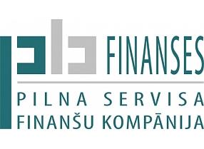 """""""PB Finanses"""", SIA, pilna servisa finanšu kompānija"""