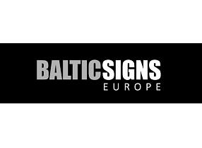 """Baltic Signs Europe"", SIA, vizuālā, gaismas, vides reklāma"