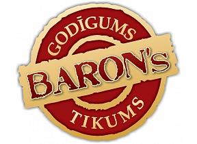 """""""BARON's"""", kafejnīca - ēdnīca"""