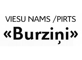 """""""Burziņi"""", viesu nams, pirts"""