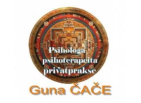 Gunas Čačes psihologa–psihoterapijas speciālista privātprakse