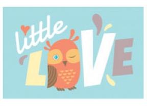 """""""Little Love"""", veikals"""