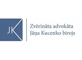 """""""Zvērināta advokāta Jāņa Kucenko birojs"""", Liepājas filiāle"""