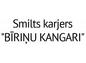 """Bīriņu Kangari"", smilts karjers, SIA BK Grupa"