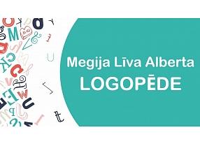 Megijas Līvas Albertas logopēda privātprakse