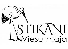 """""""Stikāni"""", viesu nams"""