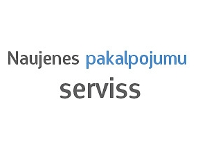 """Naujenes pakalpojumu serviss"", SIA"