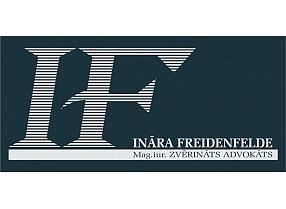 Freidenfelde Ināra, zvērināts advokāts